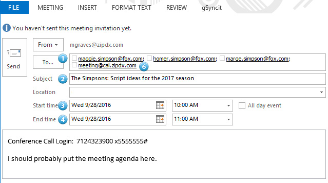 How To Set Up Meeting Rooms In Outlook